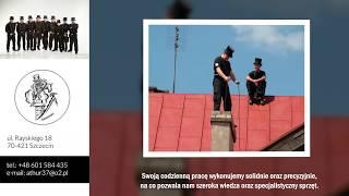 Projektowanie kominów udrożnienie przewodów kominowych Szczecin Zakład Usług Kominiarskich