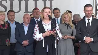 """Deschiderea oficiala a evenimentului """"Zilele Maramuresului"""" 2019"""