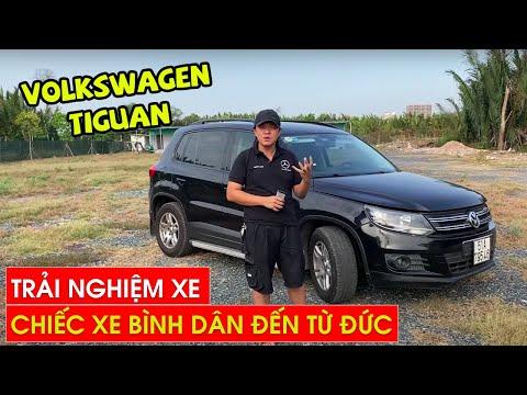 Chiếc Xe Bình Dân Học Vụ Đến Từ Đức   Volkswagen Tiguan   Trải Nghiệm Xe   360Xe