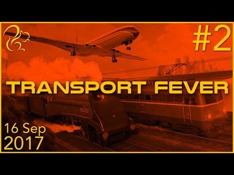 Transport Fever | P2 | 16th September 2017 | SquirrelPlus