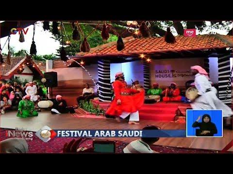 Semarakan Asian Games, Komite Olimpiade Arab Saudi Gelar 'Saudi House' - BIS 26/08