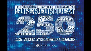 MY FAVORITE SONGS IN SUPER EUROBEAT 250 (CD 1&2)