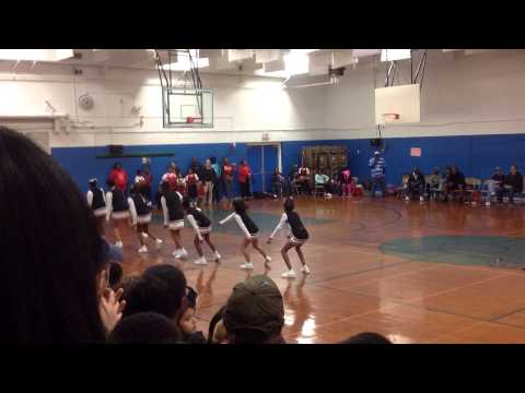 Briarwood Academy Cheerleaders Part 2