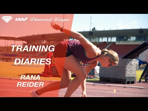 Training Diaries Lausanne 2017: Rana Reider