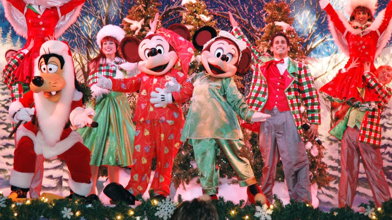 Mickey's Twas The Night Before Christmas - Full Show at Walt ...