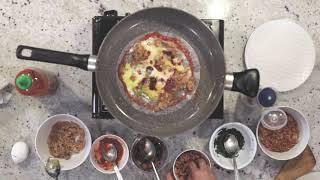 Vietnamese Pizza (Bánh Tráng Nướng) | Street Eats | EM Collective