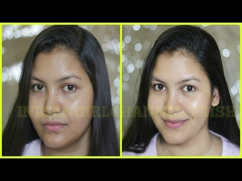 Thumbnail: Face mask for clear bright oil free fresh look / INDIANGIRLCHANNEL TRISHA