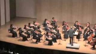 Elgar Serenade for Strings Op.20 2nd mov. Larghetto