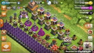 Lets play clash of clans neues update neue truppen