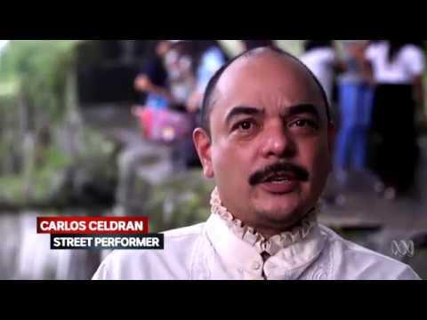 Filipino Performance Artist Carlos Celdran Explores The Search For Filipino National Identity