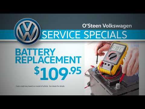 O'Steen Volkswagen in Jacksonville - Sign Then Drive December TV Spot AIM OVW SS 3 17