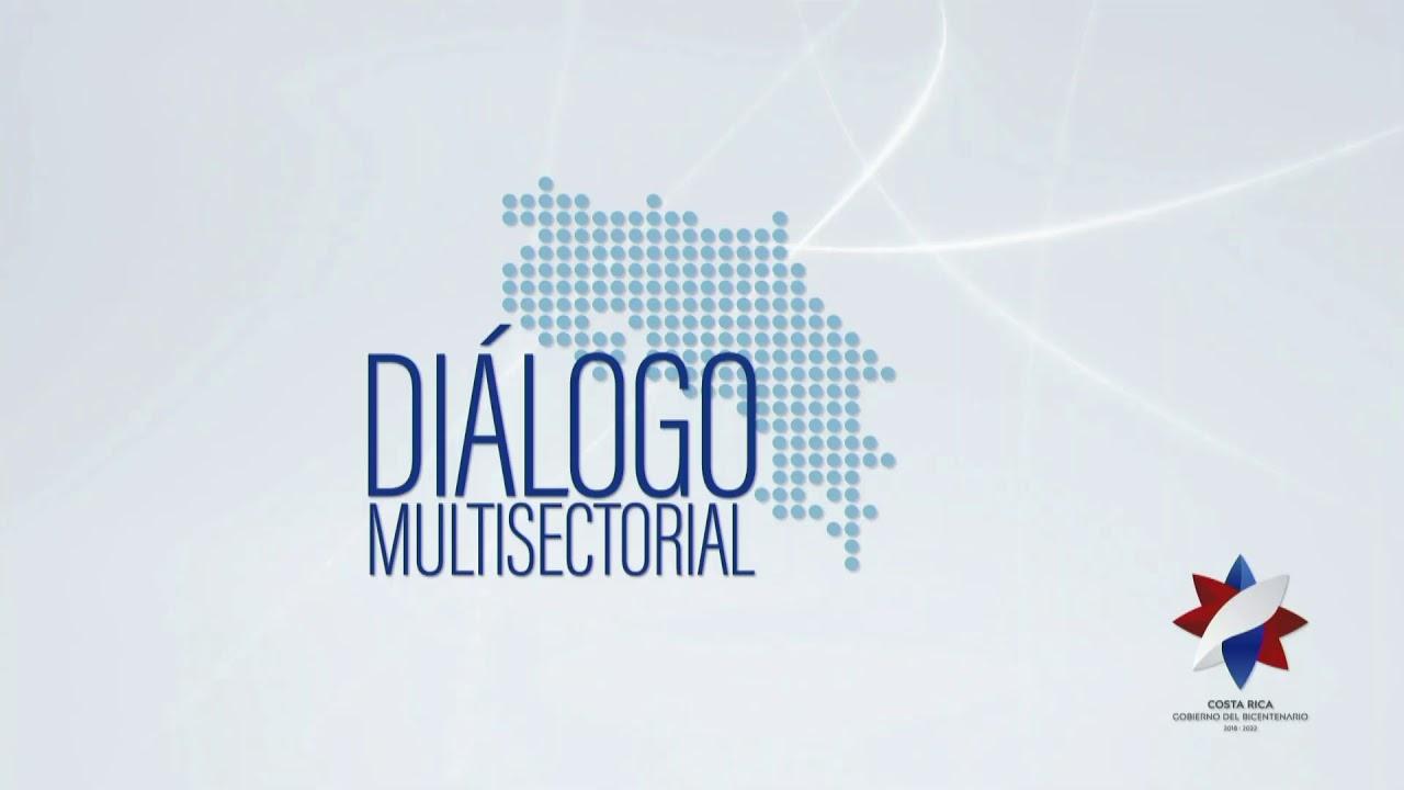 Sesión de trabajo para el diálogo multisectorial