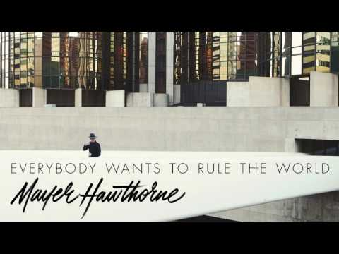 Mayer Hawthorne - Everybody Wants To Rule The World // (Tears For Fears Cover)