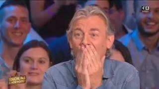 VIDÉO : Gilles Verdez fond en larmes dans TPMP, découvrez pourquoi