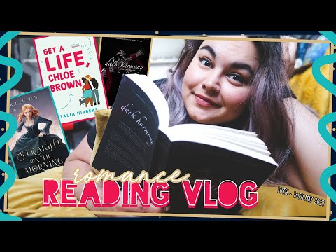 Spicy Romance, Gifts & A Surprise Release! // READING VLOG #145 // 2021