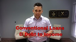 Conventional Loans - DTI - Lender Overlays