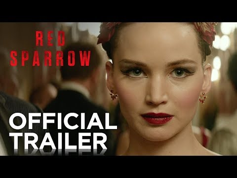 Red Sparrow   Official Trailer   Fox Star India   March 2