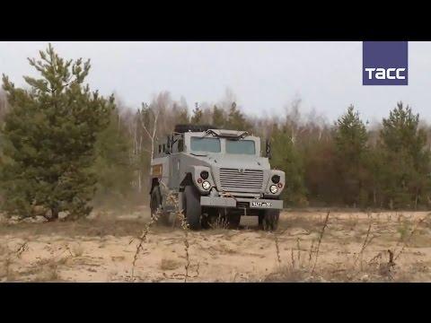 Под Нижним Новгородом испытали Медведя