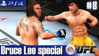 EA Sports UFC - Bruce Lee vs Clay Guida (EA Sports UFC Bruce Lee Special)