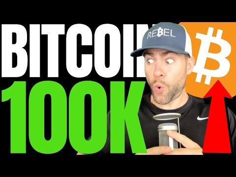 TOP ANALYST PREDICTS BITCOIN WILL HIT $100K IN APRIL!! NETFLIX NEXT BIG GIANT TO INVEST INTO BTC?!!