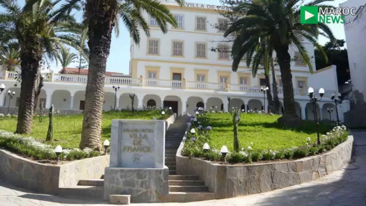 Grand h tel villa de france youtube for Hotel design piscine ile de france