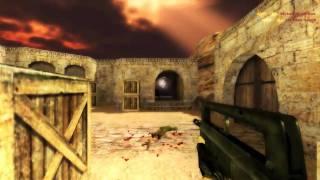 CS 1.6 Die Another Day - Никаких читов - руки решают )) Counter Strike.