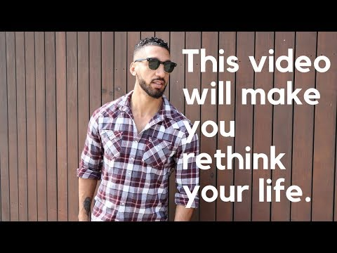 This Video Will Make You Think Twice About Your Life (Opportunity Cost)