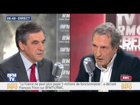 François Fillon invité de Bourdin Direct - 18/11