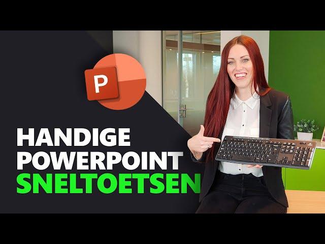Handige sneltoetsen voor PowerPoint! | PowerPoint basics | PPT Solutions