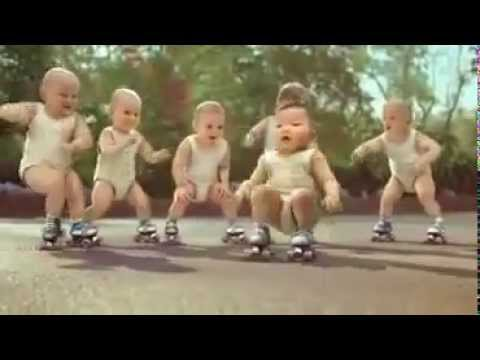 Ý tưởng quảng cáo baby độc đáo từ Evian - SEOwebsite247.com