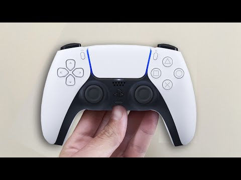 THE NEW PS5 CONTROLLER! (DualSense Playstation 5)