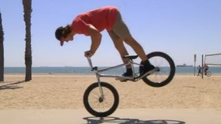 How to Nose Manual BMX with BROC RAIFORD