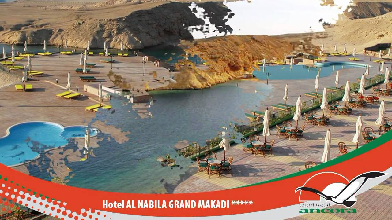 Hotel AL NABILA GRAND MAKADI - HURGHADA - EGYPT - YouTube