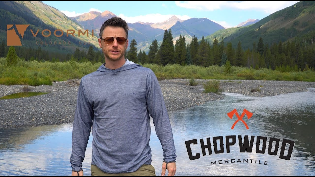 Voormi River Run Hoodie Review - YouTube 00a0ae1f762a