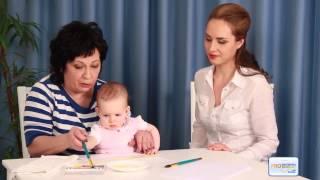 Урок 10. Раннее развитие до года, 11-12 мес, Маленький Леонардо - курс по методике О.Н. Тепляковой
