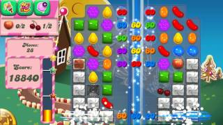 Candy Crush Saga Level 152 No Boosters 3 Stars