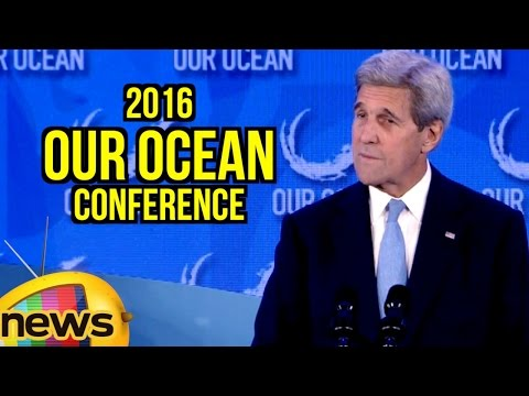 Secretary of State John Kerry Remarks At The 2016 Our Ocean Conference In Washington, D.C.