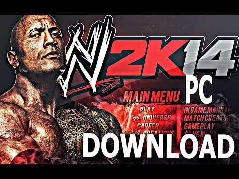 download wwe 2k14 for pc free full version