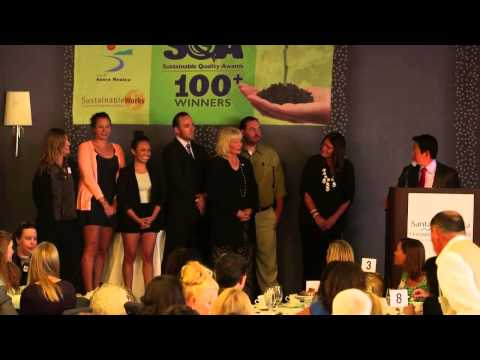 2014 Sustainable Quality Awards | Chamber of Commerce | Santa Monica CA