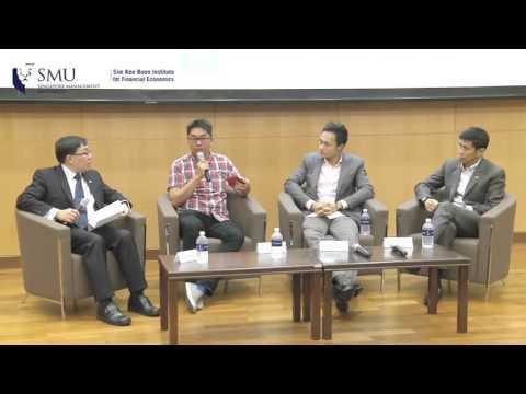 SKBI Seminar: Singaporeans in Tech – Panel Discussion