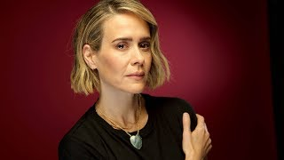 Sarah Paulson says of her first acting performance,
