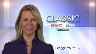 Classic GMC Buick Ad October 2013 Gregg Orr Auto Texarkana, Texas