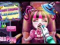 Baby Monster Real Dentist - Baby Monster High Dentist Game