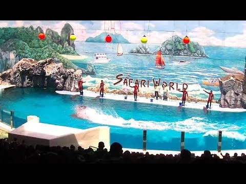 Safari World with Marine Park Bangkok Cheap Tickets