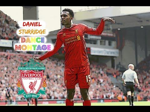 Daniel Sturridge Dance Montage