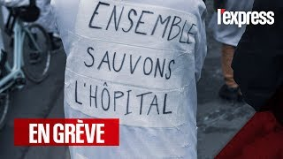 Hôpitaux en grève :