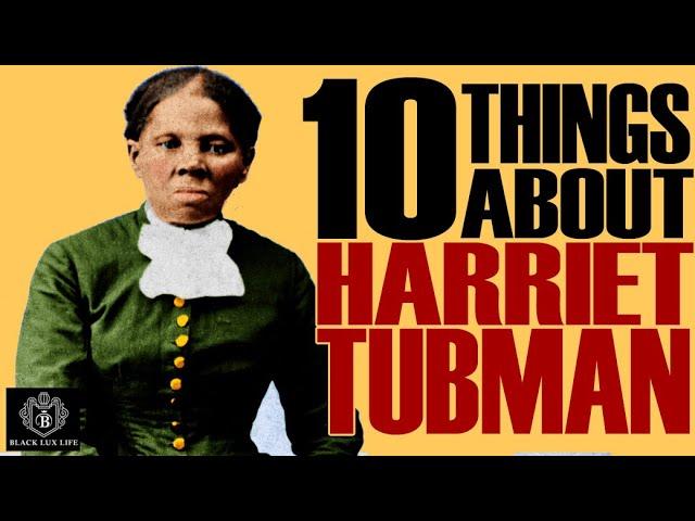 Black Excellist: Harriet Tubman the Underground Railroad Conductor
