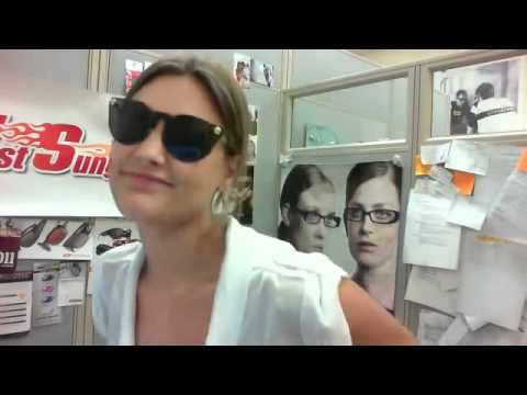 ac626dd67f0 Versace VE2120 Sunglasses Video - YouTube