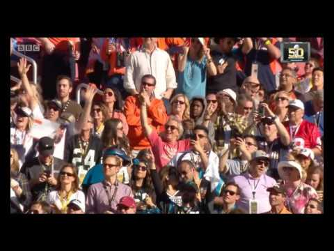 Superbowl 50 2016 Most Valuable Player Tribute