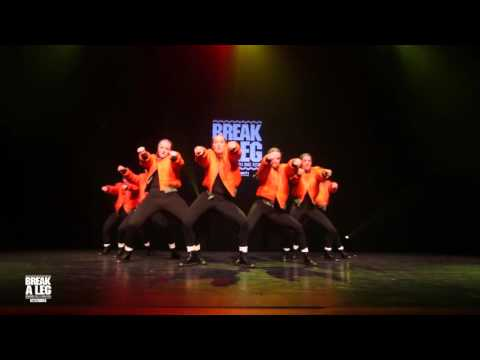 INVASION - THE URBAN VILLAGE - BREAK A LEG 2016 // Hiphop Crew Competition ADULTS